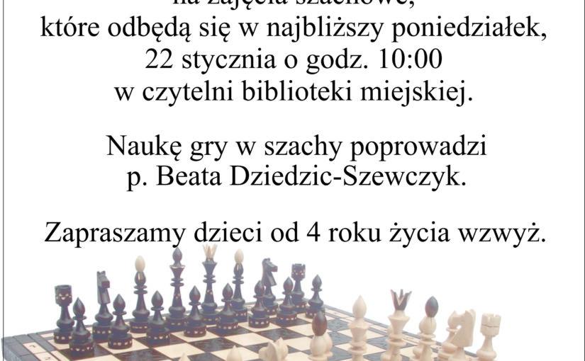 Więcej o: Zajęcia szachowe w MOK w Moryniu