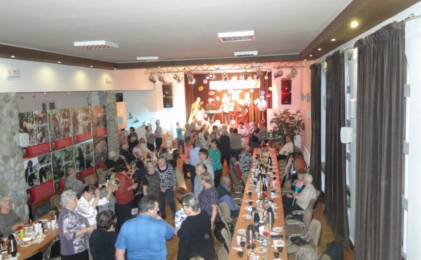 Dancing w stylu PRL z okazji ŚWIĘTA SENIORA 2018