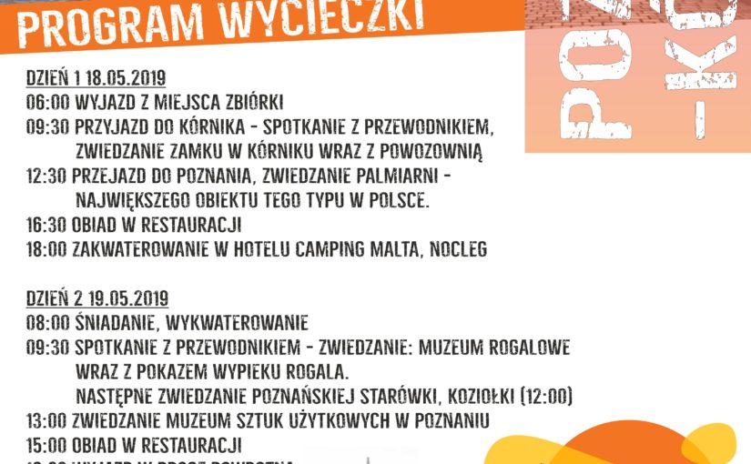 Wycieczka Poznań – Kórnik