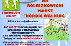 """Więcej o: Marsz """"Nordic Walking"""" w Boleszkowicach"""