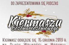 Więcej o: Zapraszamy do udziału          w Kiermaszu Bożonarodzeniowym